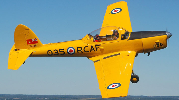 de Havilland Canada Chipmunk