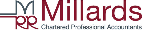 Millards Chartered Professional Accountants logo
